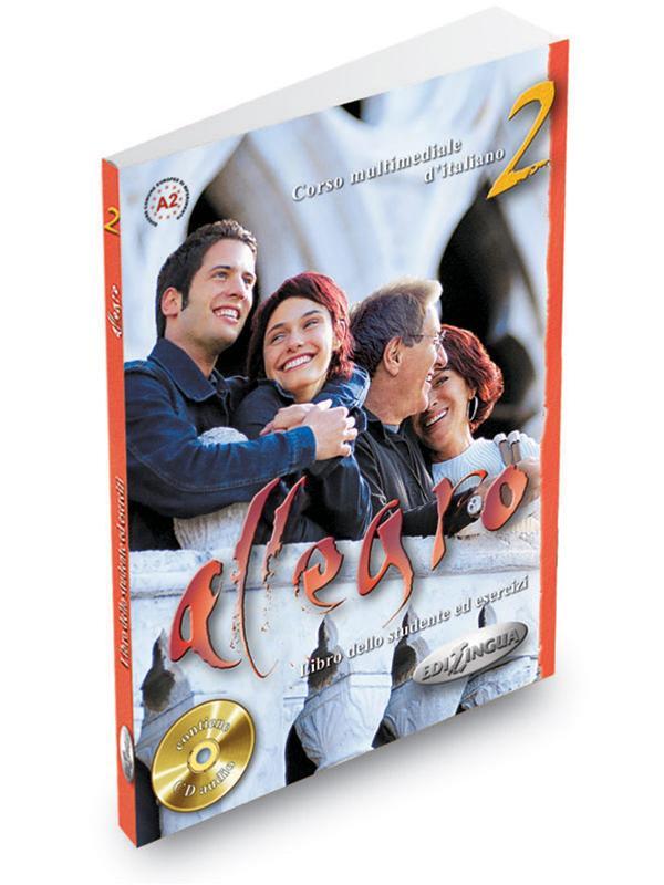 Allegro 2 Libro dello studente ed esercizi with CD