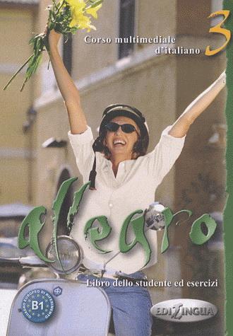 Allegro 3 Libro dello studente ed esercizi with CD