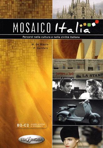 Mosaico Italia + CD audio
