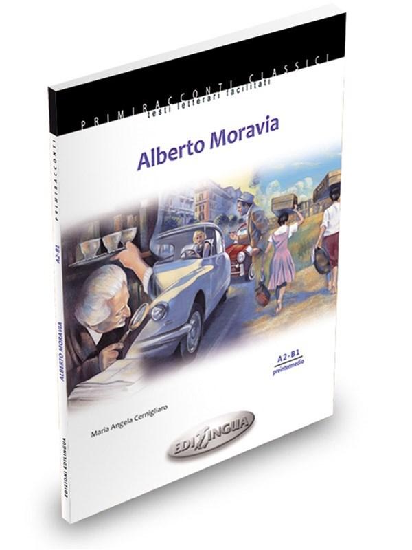 Alberto Moravia + CD ***