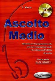 Ascolto Medio Libro dello studente with CD Audio