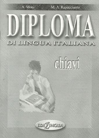 Diploma di lingua italiana Chiavi