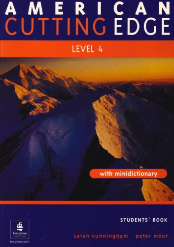 American Cutting Edge Level 4 Student Book