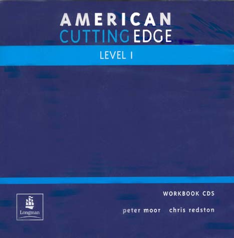 American Cutting Edge Level 1 Workbook Audio CD