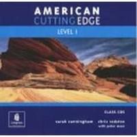 American Cutting Edge Level 1 Class Audio CD