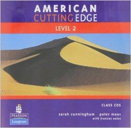 American Cutting Edge Level 2 Class Audio CD