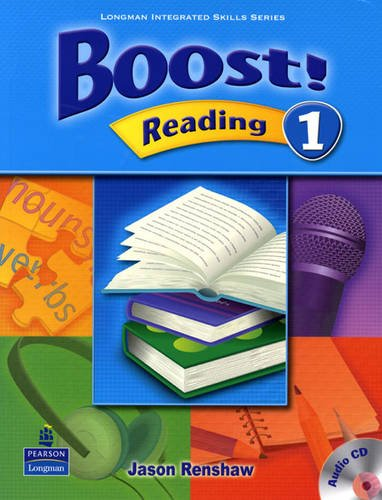 Boost Level 1 Reading Student Book with CD