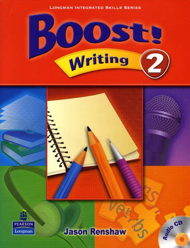 Boost Level 2 Writing Student Book with CD