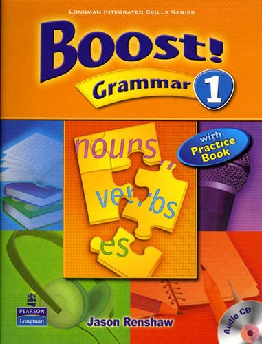 Boost Level 1 Grammar Student Book with CD