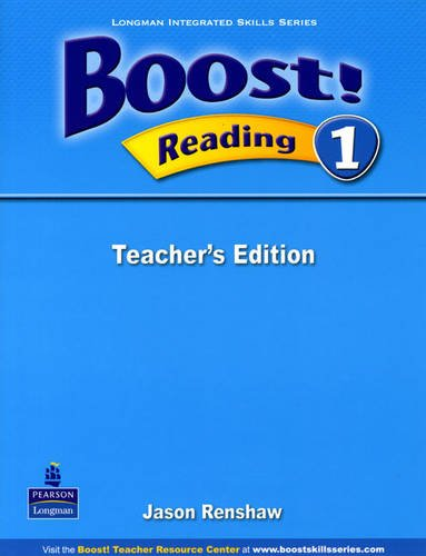 Boost Level 1 Reading Teacher's Edition
