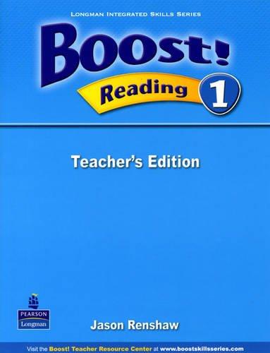 Boost Level 1 Reading Teacher's Edition