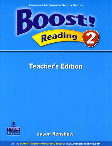Boost Level 2 Reading Teacher's Edition