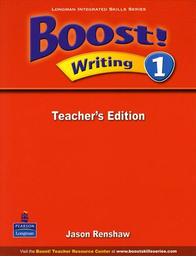 Boost Level 1 Writing Teacher's Edition
