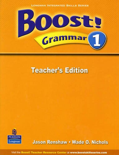 Boost! Level 1 Grammar Teacher's Edition