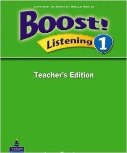 Boost Level 1 Listening Teacher's Edition