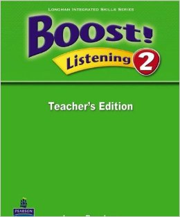 Boost Level 2 Listening Teacher's Edition