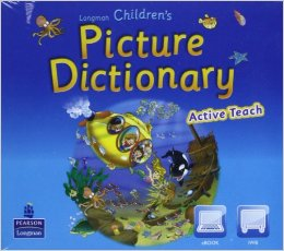 Active Teach:Childrens Picture Dictionary