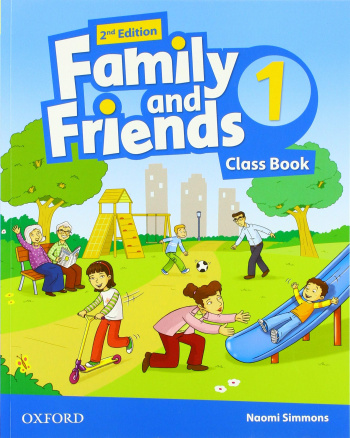 Family and Friends (2nd edition) 1  Class Book