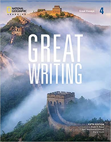 Great Writing 4 Student's Book + Online Workbook (5th edition)