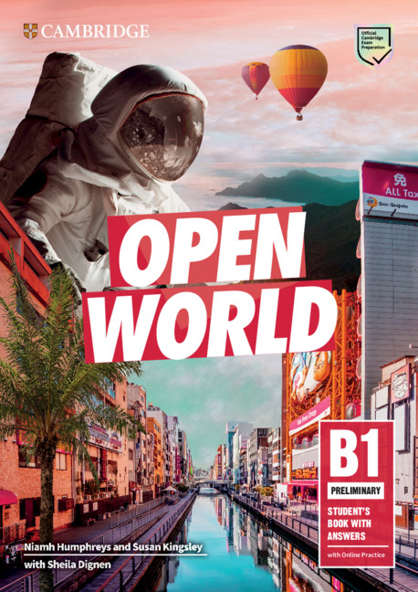 Open World Preliminary SB with ans  + Online Practice