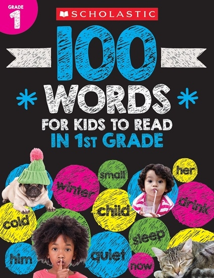 100 Words for Kids to Read in First Grade
