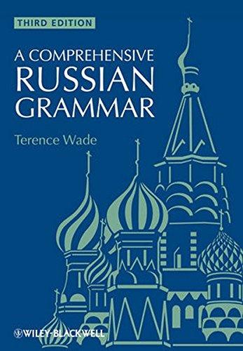 A Comprehensive Russian Grammar, 3rd Ed