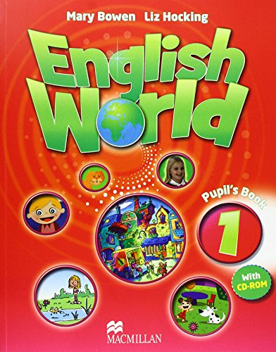English World 1 Pupil's Book + Pupil's eBook Pack