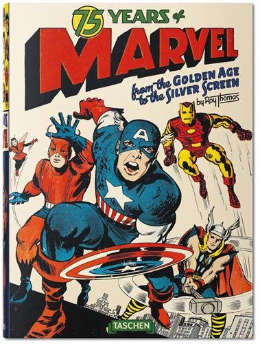 75 Years of Marvel: From the Golden Age to the Silver Screen